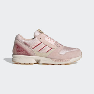 Zapatilla ZX 8000 Icey Pink / Glory Red / Vapour Pink FU7308