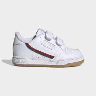 Continental 80 Schuh Cloud White / Cloud White / Crystal White EF3063