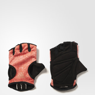 Guantes Graphic Climalite ENERGY/BLACK/TECH RUST MET. S99608