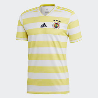 Fenerbahçe SK Third Jersey White / Bright Yellow DM5583
