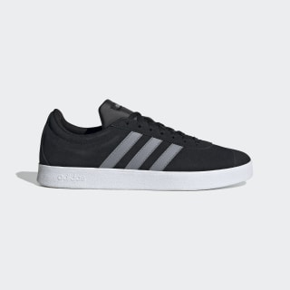 Tênis VL Court 2.0 Core Black / Grey / Cloud White EG3965