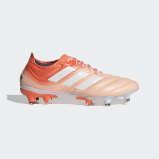 Copa 19.1 Firm Ground Cleats Glow Pink / Cloud White / Hi-Res Coral G25817