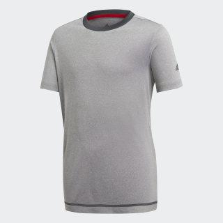 Camiseta Barricade Light Grey Heather DH2784
