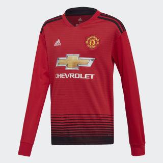Manchester United hjemmebanetrøje Real Red / Black CG0046