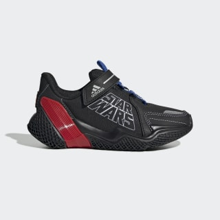 Star Wars 4UTURE Runner Schoenen Core Black / Team Royal Blue / Solar Red EF9488