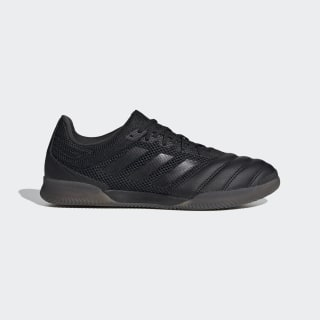 Botas de Futebol Copa 20.3 Sala – Pavilhão Core Black / Core Black / Solid Grey G28546