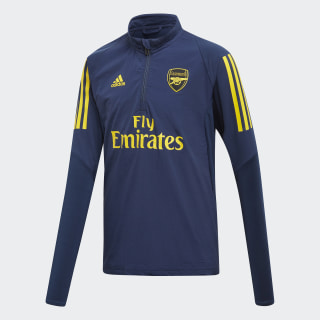Sudadera entrenamiento Arsenal Ultimate Collegiate Navy / Eqt Yellow EH5600