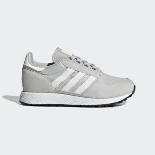 Zapatillas Forest Grove GREY ONE F17/cloud white/core black EE6565
