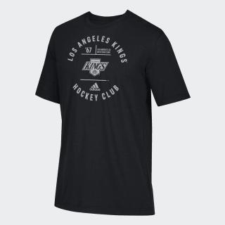 T-shirt Kings Emblem Nhl-Lki-5l9 / Black CZ8537