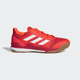 Stabil Bounce Shoes Solar Red/Ftwr White AC8691