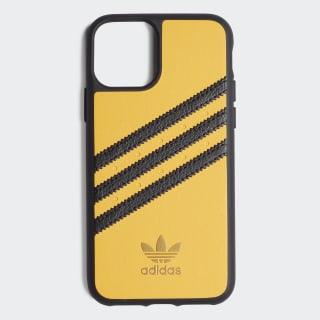 Funda iPhone 11 Pro Samba Molded Collegiate Gold / Black EW1745