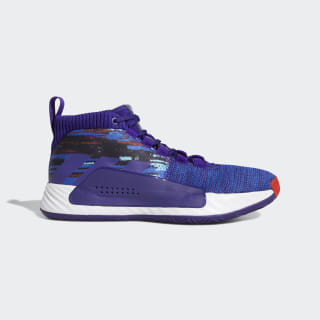 Dame 5 Shoes Collegiate Purple / Collegiate Royal / Cloud White EF0500