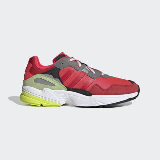 Zapatilla Yung-96 Shock Red / Scarlet / Solar Yellow G27575