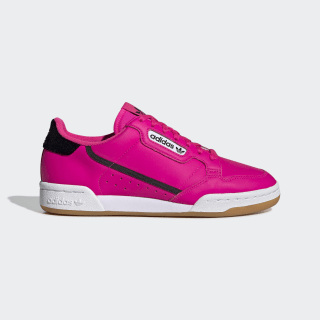 Tenis Continental 80 Shock Pink / Core Black / Cloud White EE5571