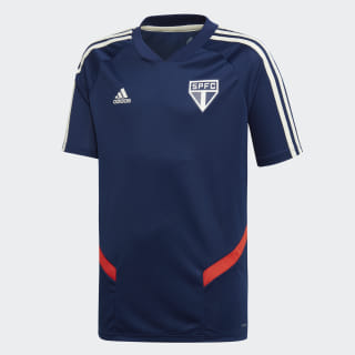 Camisa de Treino do São Paulo FC dark blue / hi-res red s18 DZ5652
