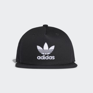 Gorra Trifolio Snap-Back BLACK BK7324