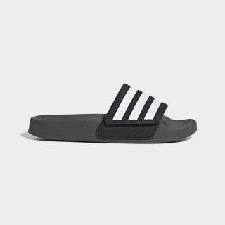 Adilette Shower Slides Grey Six / Cloud White / Core Black EG1353