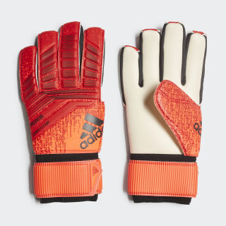 Predator Competition Goalkeeper Gloves Active Red / Solar Red / Black DN8566