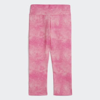 Calzas Essentials 7/8 TRACE PINK F17/WHITE CW2039