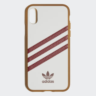 Moulded Case iPhone X 5.8-inch White / Collegiate Burgundy CL4858