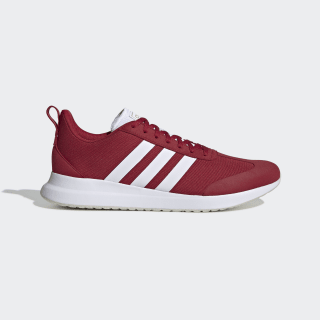 Run 60s Shoes Active Maroon / Cloud White / Raw White EE9729