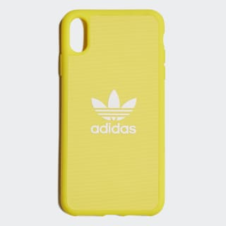 Molded Case iPhone Xs Max 6.5-inch Yellow / White CM1514