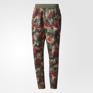 Pharrell Williams Hu Hiking Camo Pant Multicolor CY7870