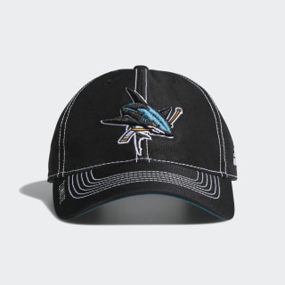 Sharks Adjustable Slouch Dobby Hat Multi CY1146