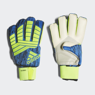 Gants Predator Ultimate Solar Yellow / Black / Football Blue CW5582