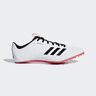 Шиповки для легкой атлетики Sprintstar Cloud White / Core Black / Shock Red B37503