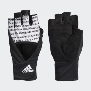Перчатки Training White / Black / White FK8848