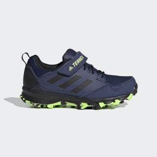 Terrex Tracerocker CF Hiking Shoes Tech Indigo / Core Black / Signal Green EF2250