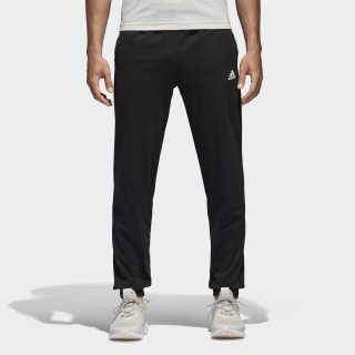 Essentials Tapered Joggers Black / White B47218