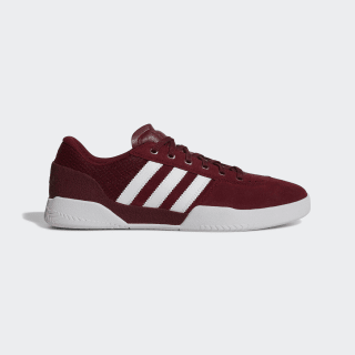 City Cup Shoes collegiate burgundy / ftwr white / ftwr white CQ1082