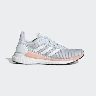 Кроссовки для бега Solar Glide 19 blue tint s18 / ftwr white / glow pink G28033
