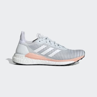 Zapatillas Solar Glide 19 BLUE TINT S18/ftwr white/glow pink G28033
