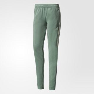 Tiro 17 Training Pants Trace Green / Linen Green BS3682