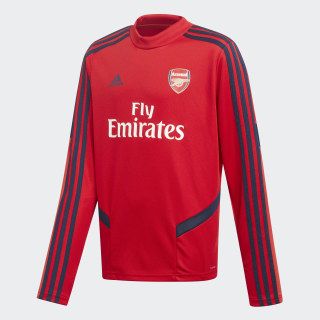 Arsenal Top Training Top Scarlet / Collegiate Navy EH5725