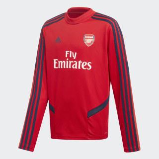 Arsenal Top Training Top Scarlet / Collegiate Navy EH5725