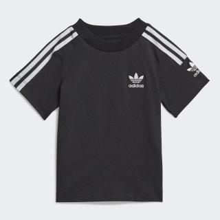New Icon Tee Black / White FM5593