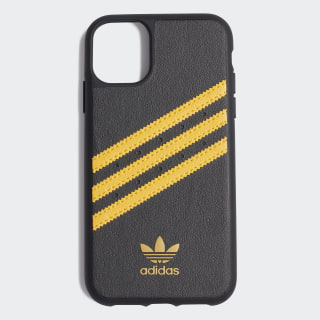 Samba Molded Case iPhone 11 Black / Collegiate Gold EW1742