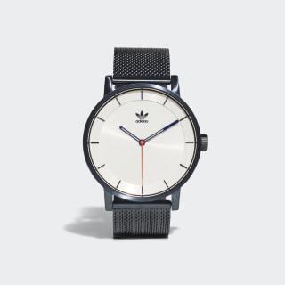 DISTRICT_M1 Watch Night Navy / Silver Metallic / Lush Red CK3125