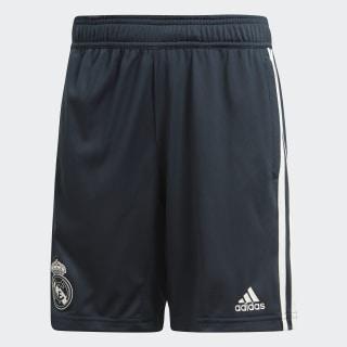 Real Madrid træningsshorts Blue / Core White CW8651
