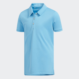 Tournament Polo Shirt Bright Cyan DT6074