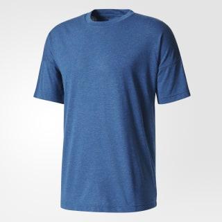 Playera Wool adidas Z.N.E. Blue Night CE9555