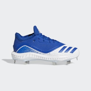 Icon V Bounce Cleats Collegiate Royal / Collegiate Royal / Glow Blue G28304