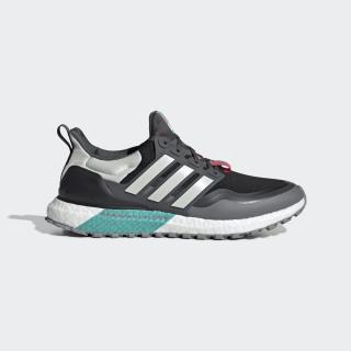 Ultraboost All Terrain Shoes Core Black / Off White / Hi-Res Aqua EG8099