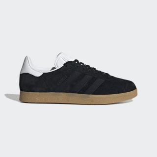 Zapatilla Gazelle Core Black / Core Black / Cloud White EE5524
