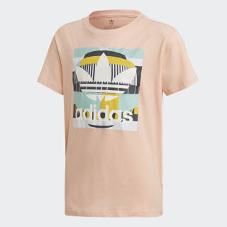 T-shirt Glow Pink / Multicolor ED7861