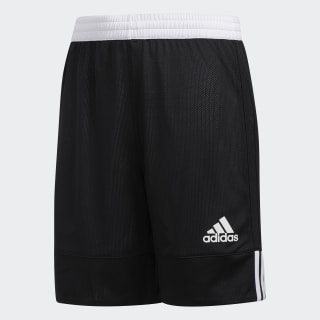 Short 3G Speed Reversible Black / White DX6379